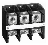 TERMINAL BLOCK 350A 3 POLE product photo Front View L