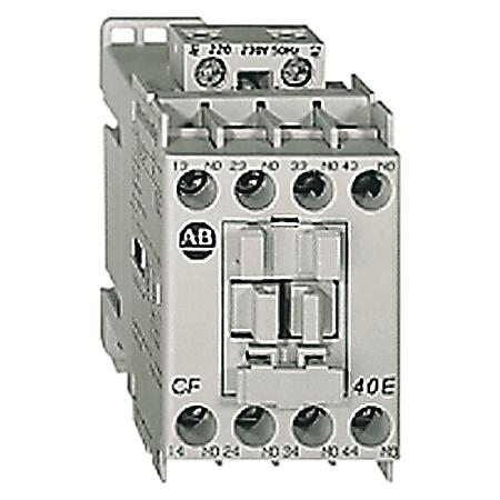 CONTROL RELAY 3NO+1NC(110V 50HZ) product photo Front View L