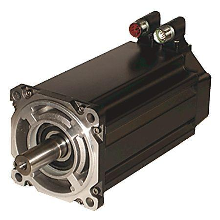 "200V,100MMFRAME,1""MAGNET,5000RPM,NO BRAK product photo Front View L"