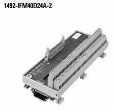 40 POINT IFM WITH 24VAC/DC LEDS product photo Front View L