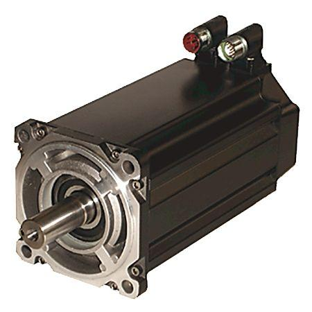 MP-Series MPL 240V AC Rotary Servo Motor product photo Front View L