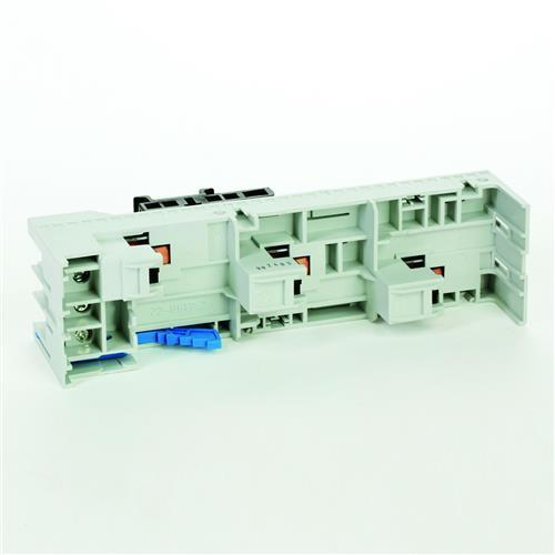 MCS Bus Bar Module with Terminals Short product photo Front View L