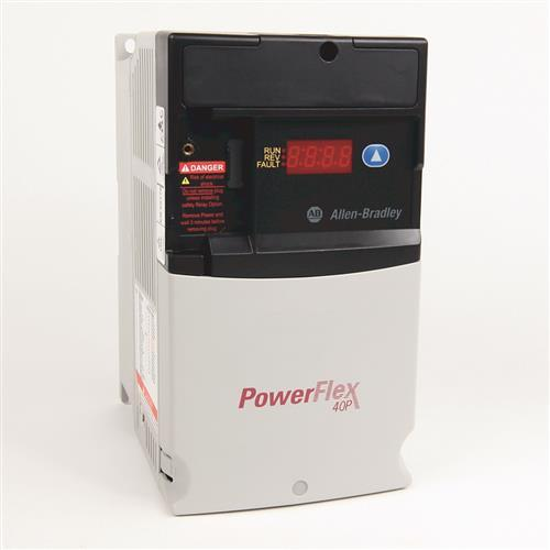 PF40P AC DRIVE 480V 24A 11KW product photo Front View L