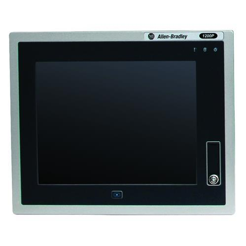"INTEGRATED DISPLAY INDUSTRIAL PC 12"" product photo Front View L"