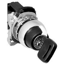 22MM SELECTOR SWITCH 800F PB product photo Front View L