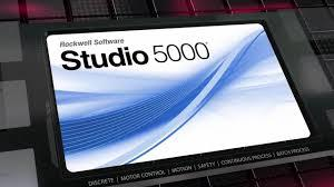 STUDIO 5000 STD EDN W/ RSNETWORX MED S/W product photo Front View L