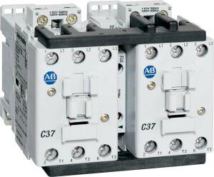 IEC 12 A REVERSING CONTACTOR product photo Front View L