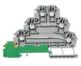 3 LEVEL MOTOR BLOCK WITH GROUND product photo