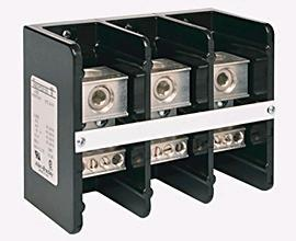 TERMINAL BLOCK 310AMP 3 POLE product photo