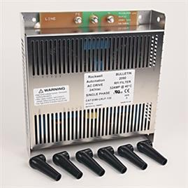 AC LINE FILTER,ULTRA,23A,460V,3 PHASE product photo