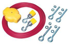 LRTS 50M (164 FT) INSTALLATION KIT product photo