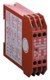 SAFETY RELAY,MSR5T,24V AC/DC,AUTO/MANUAL product photo