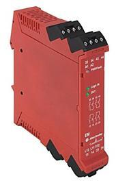 DUAL INPUT SAFETY RELAY 1N.C. SOLID STAT product photo
