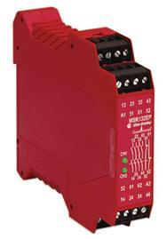 SAFETY RELAY MSR132EP,24VAC/DC,REMOVABLE product photo