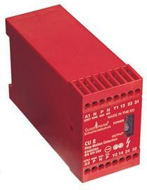 SAFETY RELAY,CU2,24V AC/DC,AUTO/MANUAL product photo