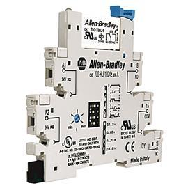 24V AC/DC Terminal Block Timing Relay product photo