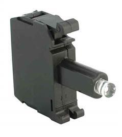 INT LED LATCH MOUNT 24V AC/DC WHITE product photo