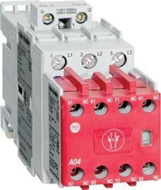 SAFETY CONTACTOR, 5.5KW/24V DC, product photo