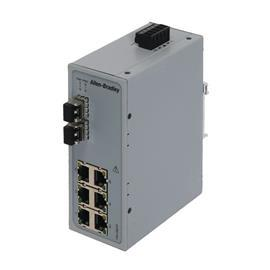 STRATIX 2000 5 PORT UNMANAGED SWITCH product photo