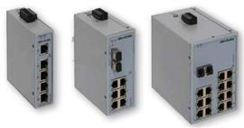 STRATIX 2000 7+1 PORT UNMANAGED SWITCH product photo