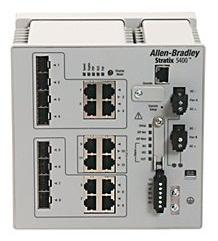 STRATIX 5400 8 PORT MANAGED SWITCH product photo