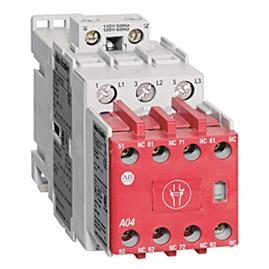 SAFETY CONTACTOR 50/60HZ 24VDC 3NO 2NC product photo