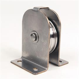 STAINLESS STEEL OUTSIDE CORNER PULLEY product photo