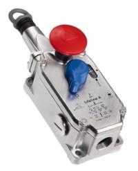 LIFELINE4 S/STEEL ROPESWITCH 2NC 2NO M20 product photo