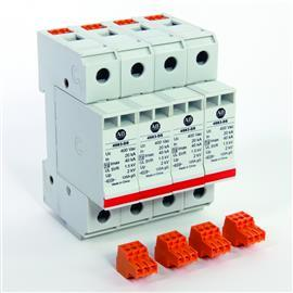 DIN RAIL SURGE PROTECTION DEVICE product photo