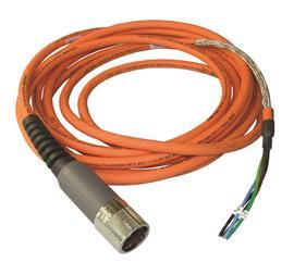 MP-SERIES 25M SERVO POWER CABLE,10AWG product photo