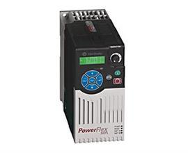POWERFLEX 523 CONTROL MODULE FRONT COVER product photo