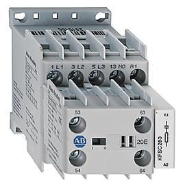 IEC 5 A MINIATURE CONTACTOR product photo