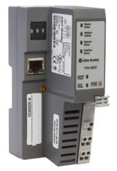 ETHERNET/IP TWISTED PAIR MEDIA I/O ADAPT product photo
