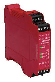 SAFETY RELAY,MSR132EDP,24VAC/DC,REMOVABL product photo