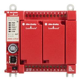 SOFTWARE CONFIGURED SAFETY RELAY PLE SIL product photo